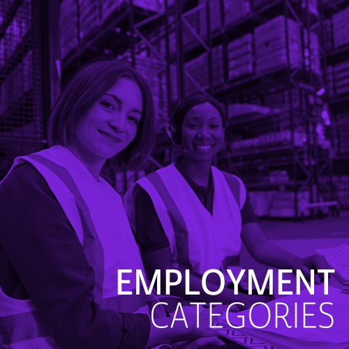 Employment Categories